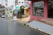 Vereadora Carla aponta adequação para rampa de acesso na Rua Sete de Setembro