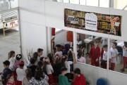 Biblioteca Pública Municipal de Içara abre ao público na Rodoviária