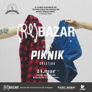Rebazar vai ao PIKNIK Coletivo em Criciúma