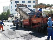 Prefeitura realiza o recapeamento de ruas em Morro da Fumaça