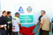 Com reservatório reativado, mais segurança hídrica no Planalto e PV