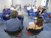 Criação de Banco de Materiais de Construção é debatida em Içara