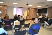 Gravidez e métodos contraceptivos são tema de palestra