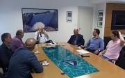 Presidente da Casan garante investimentos de R$ 400 mil