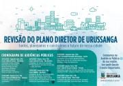 Urussanga inicia audiências públicas sobre o Plano Diretor