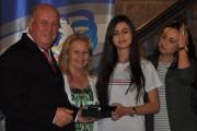 Premiação completa comemoração de 35 anos do Rotary Clube