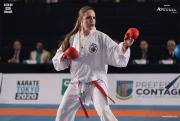 Sabrina Pereira obtém cinco medalhas em Belo Horizonte