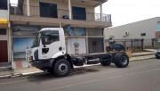 Samae de Balneário Rincão adquire caminhão coletor de lixo