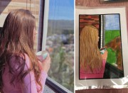 Arte de Debret com desenhos do cotidiano inspira estudantes da Escola Satc
