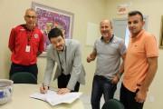 Althoff e Satc formalizam parceria para o handebol