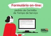 Secretaria de Educação disponibiliza pedido on-line de Certidão de Tempo de Serviço