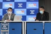 Governo drecomenda medidas restritivas na região do Alto Uruguai, no Oeste catarinense