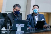 Secretário da Saúde de SC encerra audiências públicas regionais sobre pandemia