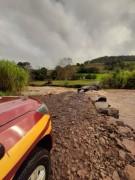 Governo de SC busca reparar danos causados por tempestades no Oeste e Extremo Oeste