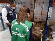 Secretaria apura envio de EPIs do Ministério da Saúde fora de normas sanitárias vigentes