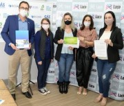 SCGÁS contrata projetos sociais destinados a comunidades de Gaspar e Tubarão