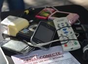 Descarte consciente do lixo eletrônico é levado à Praça Nereu Ramos