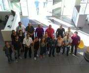 Profissionais do SESI visitam Centro de Inovação em Tecnologias para Saúde