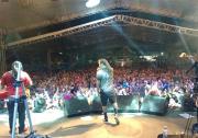 Gabriel Valim faz show em Balneário Rincão