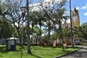 Praça da Matriz de Siderópolis poderá ganhar nova iluminação em LED