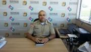Conhecendo o comandante da Polícia Militar de Sombrio