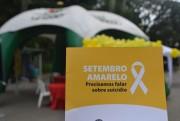 Unesc participa de ações do Setembro Amarelo