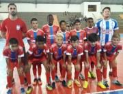 Futsal de Içara tem desafios no sábado