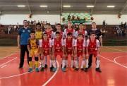 Equipe sub-15 Cocal do Sul/Coopercocal/Anjo Futsal garante 2º lugar na classificação