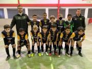 Cocal do Sul/Coopercocal/Anjo Futsal vence todos os jogos