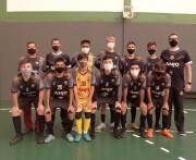 Equipe sub-15 Cocal do Sul/Coopercocal/Anjo Futsal enfrenta novo desafio