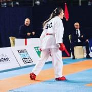 Karatê: Sabrina Pereira disputa Liga Mundial no Canadá