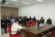 Sala do Empreendedor é apresentada para vereadores e entidades