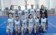 Basquete feminino estreia com vitória no Estadual
