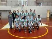 Satc/FME é campeã do Estadual de Basquete Sub-15