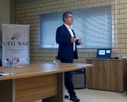 Sebrae e Ufo Way promovem evento com diretor da Associação Brasileira do Varejo Têxtil