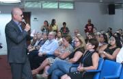 Professores e gestores da rede estadual se reúnem para planejamento do ano letivo