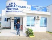 Muita falta de pacientes na Unidade Central de Jacinto Machado