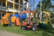 Município recebe novos implementos para a agricultura