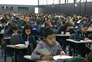 Estudantes saem confiantes da segunda etapa do Prêmio Acic de Matemática