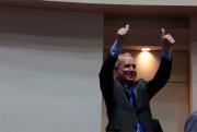 Aldo Schneider ocupa a cadeira de presidente da Alesc