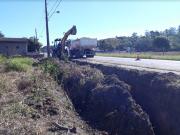 Greve não prejudicou obras do Acesso Norte de Maracajá