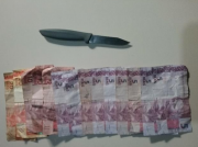 PM de Araranguá prende homem por furto, desacato e ameaça