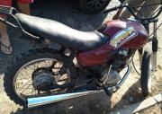PM apreende adolescente por adulterar sinal identificador de motocicleta