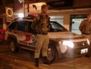 Município de Araranguá amanhece bem policiada
