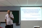 Projeto Terra Fértil estimula a conservação do solo e a capacitação dos agricultores de Urussanga
