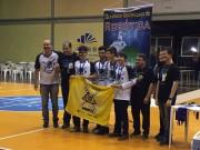 Criciúma garante 1º lugar na Olimpíada Brasileira de Robótica