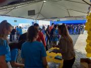 Secretaria de Saúde de Içara realiza atividades na Librelato