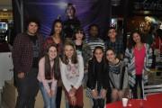 Vozes do Show de Talentos cantaram e encantaram na 1ª seletiva