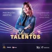 Show de Talentos recebe mais de 70 inscrições