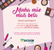 Sicoob Credija inicia campanha para celebrar Dia das Mães